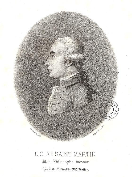 Portrait de Saint-Martin