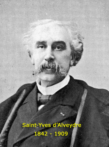St Yves d'Alveydre
