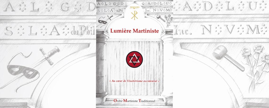 Présentation : Brochure : <em>Lumière Martiniste</em>