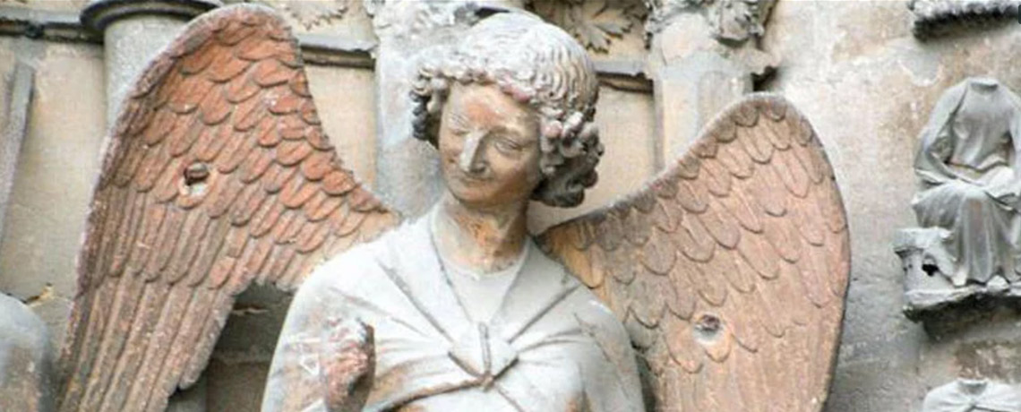 L'Ange dans la pensée de Louis-Claude de Saint-Martin