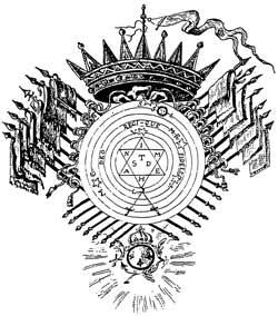 Sceau Elu-Cohen Franc-Maçonnerie apocryphe