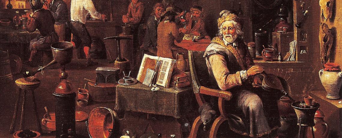 Basile Valentin, le plus mystérieux des grands alchimistes du Moyen Âge