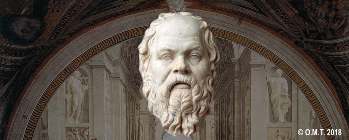 Conférence : Socrate ou le connais-toi toi-même