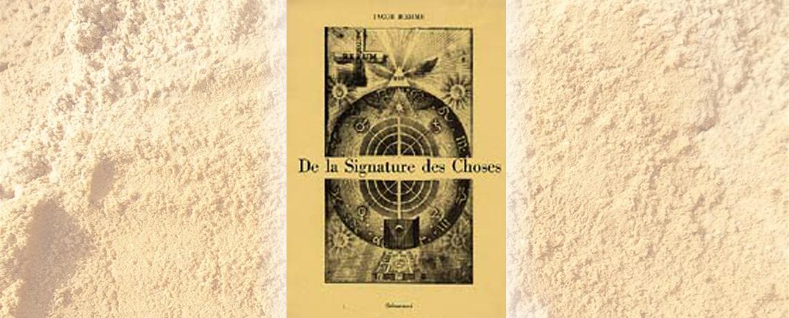 Bibliographie : Jacob Boehme